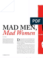 Mad Men, Mad Women