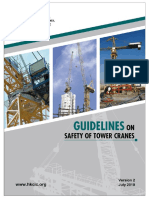 001 Guidelines on Safety of Tower Cranes (Version 2) July 2010 - e