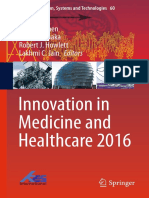 Innovation in Medicine and Healthcare 2016