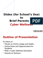 cyber contacts ppt