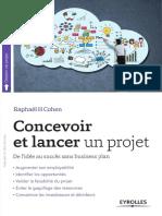 Concevoir Et Lancer Un Projet - Eyrolles
