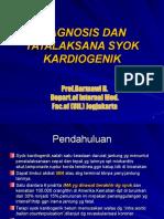 KULIAH 1 SHOCK CARDIO(Cardiovascular Emergency) Blok 21