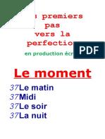 Vers La Perfection