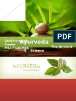 Ayurveda Simplified