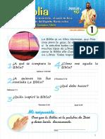 Curso Biblico Infantil-Jeus y Yo