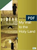 My Visit to the Holy Land Vehbi Bajrami