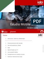 Estudio Anual de Mobile Marketing 2016