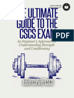 Ultimate Guide to the CSCS Exam