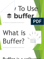 Benjie_Luna How to Use Buffer Tutorial