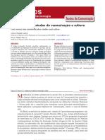 ARTIGO - História Oral e Estudos de Comunicaçãoe Cultura[1]