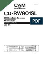 CD Rw901sl Web