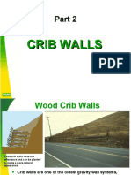 Crib Wall GE441 Lecture6 2