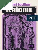 Henri Focillon - El año mil.pdf
