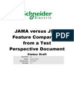 JAMA vs JIRA Feature Comparison From a Test Perspective v0.2