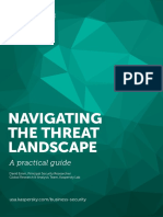 Navigating the Threat Landscape