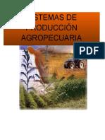 Sistemas de Producción Agropecuaria