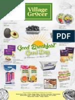 VG 23Feb Breakfast Mailer