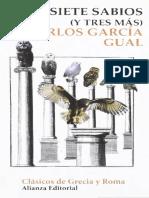 Garcia Gual Carlos - Los siete sabios (y tres más).pdf