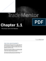 1 1 the Stock and Cfd Markets