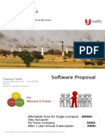Brick kiln Software