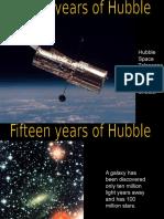 15years Hubble