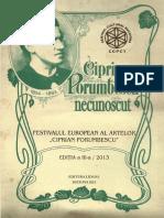 Muzica CCPCT Ciprian Porumbescu Necunoscut 3 2013