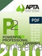 APTA Conference 2010