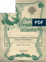 Muzica CCPCT Ciprian Porumbescu Necunoscut 2 2012