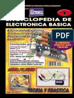 Enciclopedia de Electronica Basica Tomo 1