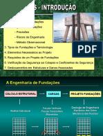 Fundações - Introdução