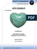 Amazonite Energy Manual