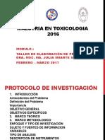 Mod. Investigacion en Salud 3 Dra Iriarte