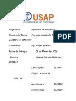 Avance Del Ante Proyecto_GRUPO#4 (1).Docx