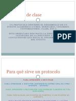 01 Protocolo de Clase