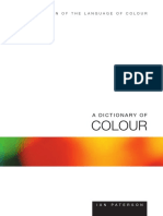 (Ian Paterson) A Dictionary of Colour – A Lexicon of the Language of Colour.pdf
