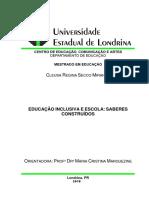 EDUCAÇÃO INCLUSIVA E ESCOLA SABERES.pdf