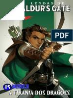 Lendas de Baldurs Gate - A Tirania Dos Dragões 04 - Biblioteca Élfica