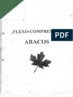 ABACOS COLUMNAS A FLEXO-COMPRESION