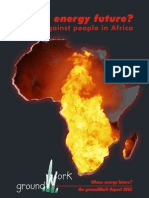 Big Oil against People in Africa