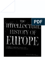 The Intellectual History of Europe - Friedrich Heer