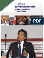 Informe periodo 2007-2008