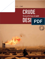 Crude the Rip-Off of Iraq's Oil Wealth