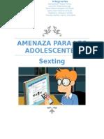 Sexting Proyecto de Formación