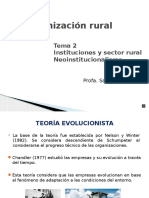 Tema 2 Org. Rural - Parte 2 con audio