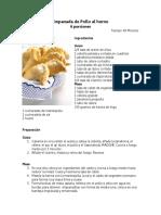 Empanada de Pollo Al Horno1