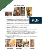 Politeísmo o Paganismo de Los Reyes de Judá