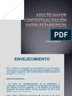 Adulto Mayor Contextualizacion
