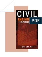 Civil Engineering Handbook 2015