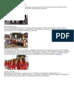 Danzas Folcloricas de Guatemala y otros paises