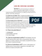 Guía de Ciencias Sociales